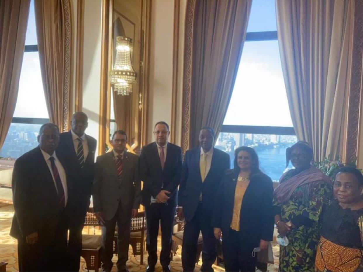 مصر تدعم جمهورية الكونغو الديمقراطية في جهودها للتحضير ...
