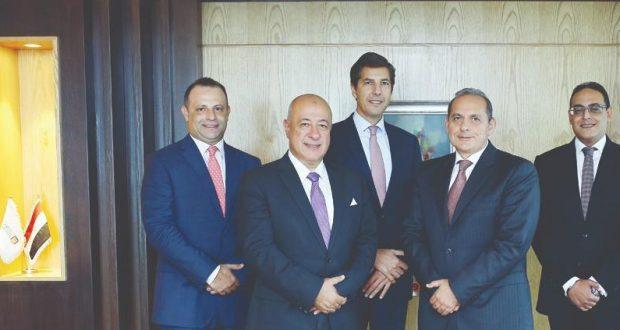 قيادات البنك الاهلي المصري